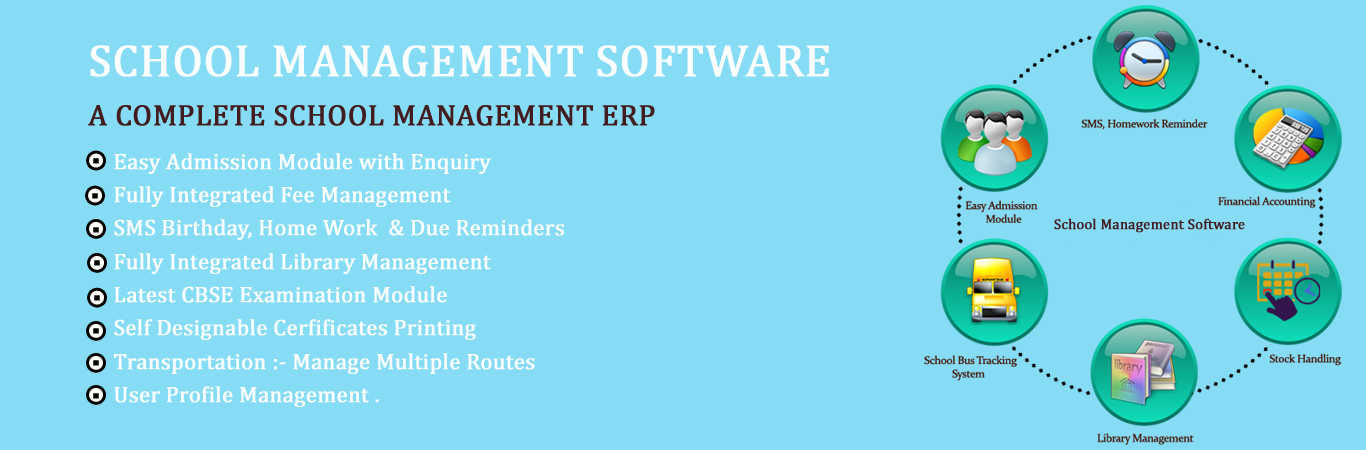 School Management ERP